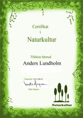 Cert Naturkultur 13-08-02 Anders Lundholm